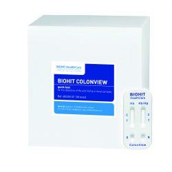 Biohit ColonView -ulosteen veri Hb ja Hb/Hp -pikatesti, jääkaappisäilytys.