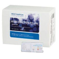 Biohit Helicobacter pylori -pikatesti, jääkaappisäilytys