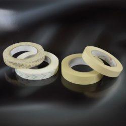 Indikaattoriteippi höyrysterilointiin, leveys 19 mm