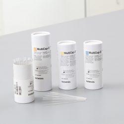 MultiCap verikaasukapillaari 60 µl, balansoitu, lasi